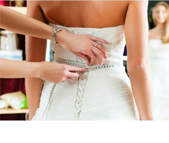 Bridal Fitting & Best Wedding Dress Alterations by Specialist